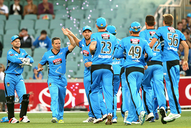 Adelaide Strikers Team Squad Players List KFC BBL 2015-16