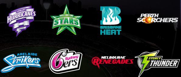 Team Squad for KFC BBL Players List Big Bash League 2015-16