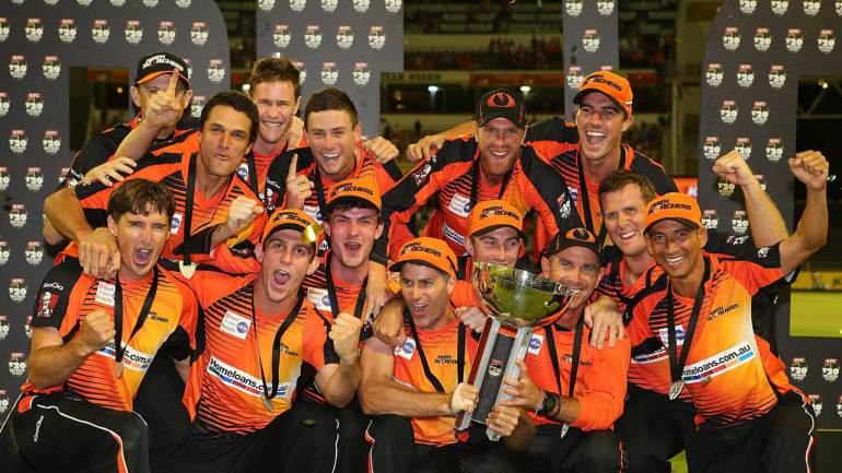 perth scorchers - photo #2