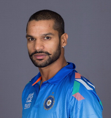 Shikhar Dhawan Cricinfo Yahoo Profile Stats Highlights