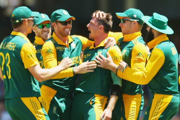South Africa Team Squad for India 2015 T20 ODI Test Match