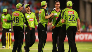 Sydney Thunder Team Squad Players List KFC BBL 2015-16