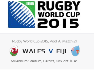Wales Vs Fiji Prediction Preview Rugby World Cup 2015