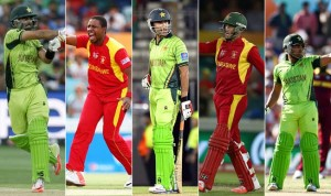 Where to Watch Zimbabwe vs Pakistan T20 ODI Match Live Telecast Channel List 2015