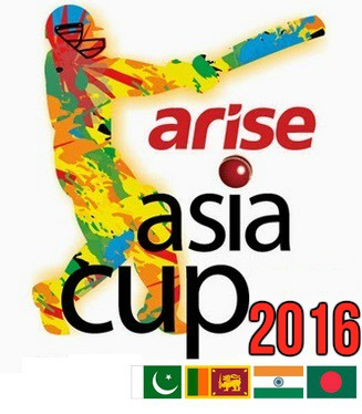 ... T20 2016 Schedule Timetable Host in Bangladesh, Asia Cup T20 2016