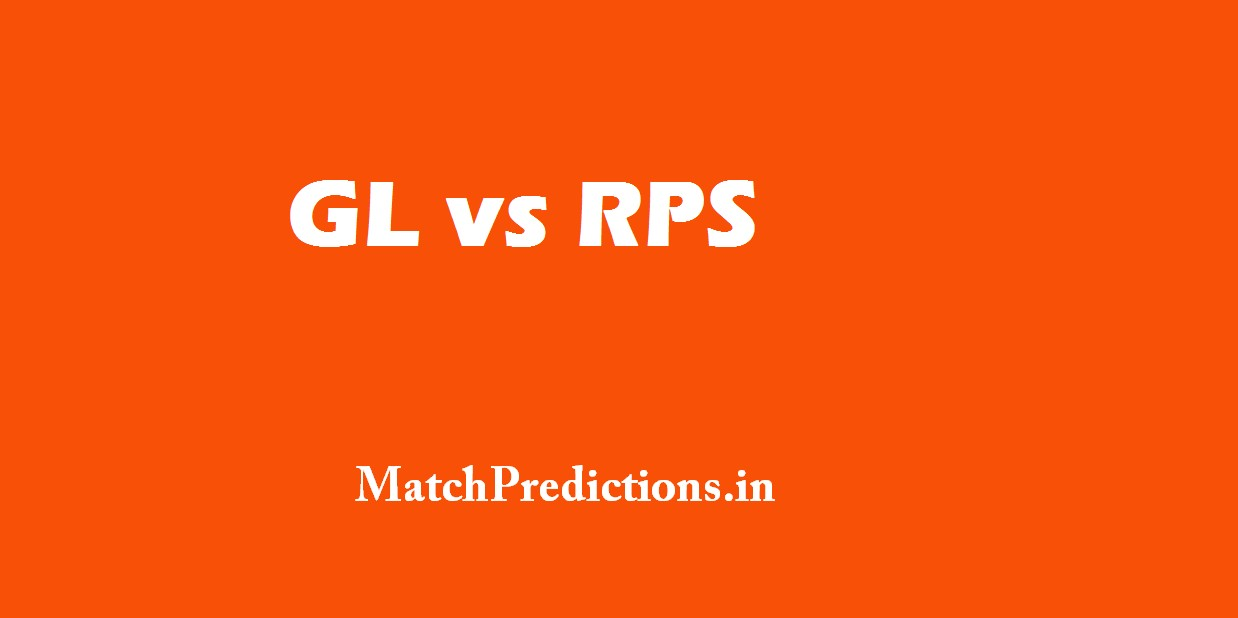 GL vs RPS, Gujarat Lions vs Rising Pune Supergiant, 13th Match Who Will Win Today Match Prediction