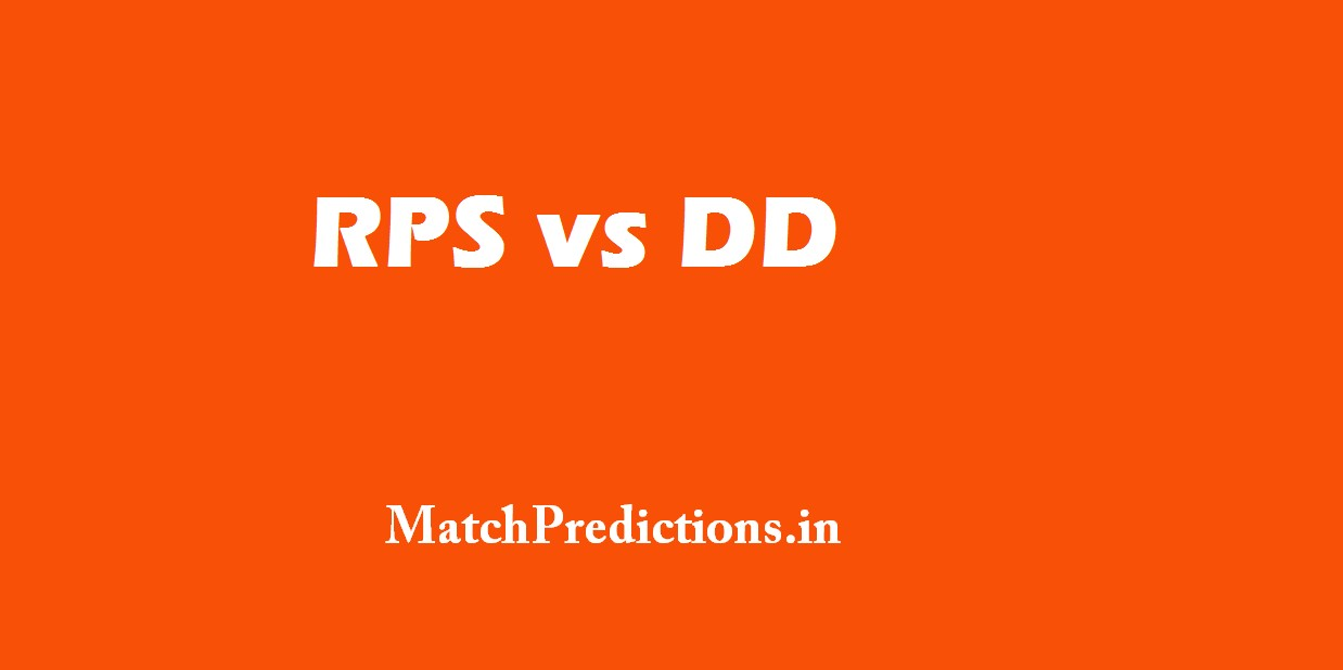 RPS vs DD, Rising Pune Supergiant vs Delhi Daredevils, 9th Match Who Will Win Today Match Prediction