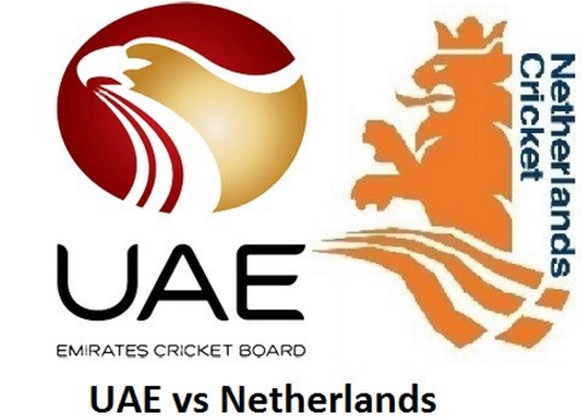 Netherlands vs United Arab Emirates, 3rd Match Ball By Ball Today Match Prediction