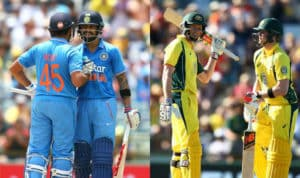 India vs Australia-1st ODI Who Will Win Ball By Ball Today Match Prediction