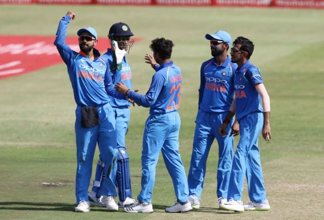 Who Will Win South Africa vs India-4th ODI-Today Match Prediction