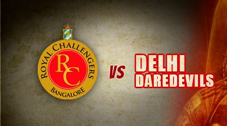(*RCB vs DD*), Royal Challengers Bangalore vs Delhi Daredevils - 19th IPL Match Today Match Prediction