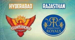 (*SH vs RR*),Sunrisers Hyderabad vs Rajasthan Royals-IPL 4th Match-Today Match Prediction