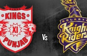 (*KKR vs KXIP*), Kolkata Knight Riders vs Kings XI Punjab - 18th IPL Match Today Match Prediction