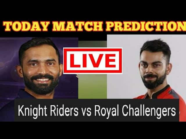 (*KKR vs RCB*), Kolkata Knight Riders vs Royal Challengers Bangalore - 3rd IPL Match Today Match Prediction