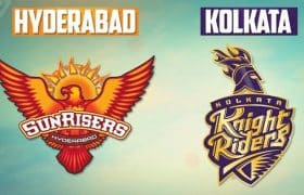 Sunrisers Hyderabad vs Kolkata Knight Riders-IPL Qualifier 2-Ball By Ball Today Match Prediction