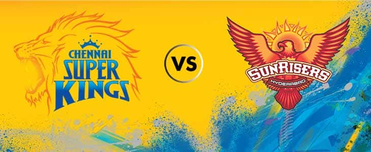 (*SRH vs CSK*), Sunrisers Hyderabad vs Chennai Super Kings - Qulifier 1 Today Match Prediction