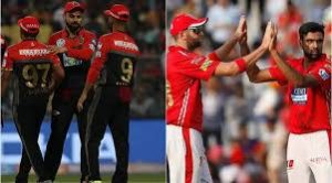 Kings XI Punjab vs Royal Challengers Bangalore-IPL 48th Match-Today Match Prediction