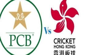 Pakistan vs Hong Kong, 2nd Match Asia Cup 2018 Who Will Win Today Match Prediction