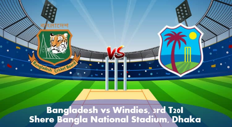 Bangladesh-vs-Windies-3rd-T20I-Match-Prediction