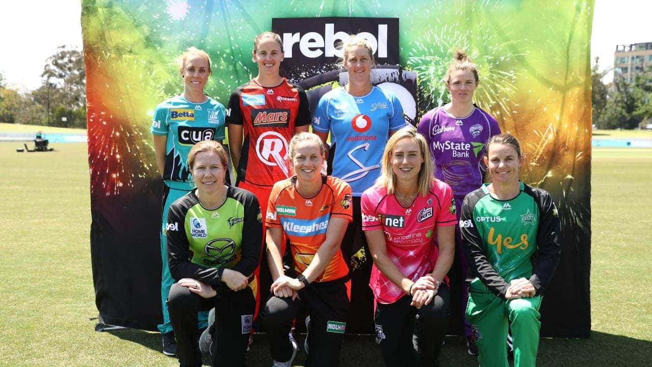 Women Big Bash League ( Women BBL)