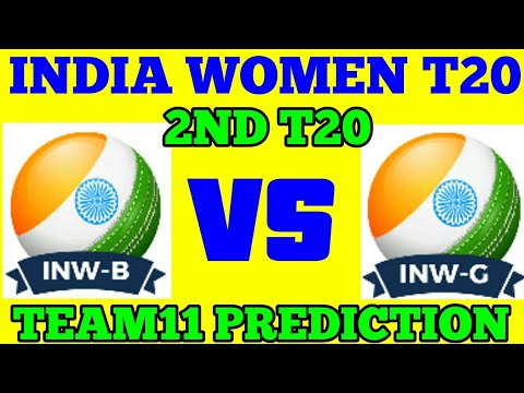 India Women Blue vs India Women Green
